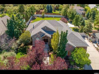 Single Family Home For Sale: 562 E Draper Heights Way