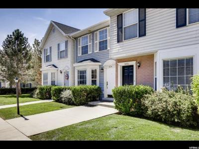 American Fork Townhouse For Sale: 374 S 460 E
