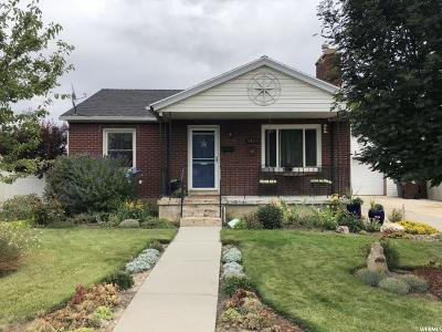 Midvale Single Family Home For Sale: 7459 S Spruce St W