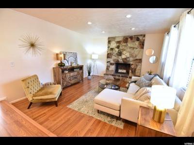 South Jordan Single Family Home For Sale: 4055 W Severn Cir S