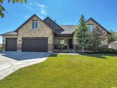 Riverton Single Family Home For Sale: 4523 W Park Bend Ct S