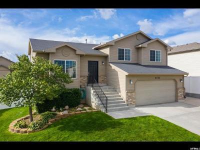 West Jordan Single Family Home For Sale: 6333 W Liza Ln
