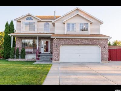 West Jordan Single Family Home For Sale: 3167 W 9390 S