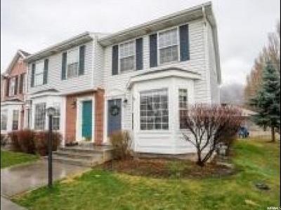 Provo Townhouse For Sale: 1061 S 810 E