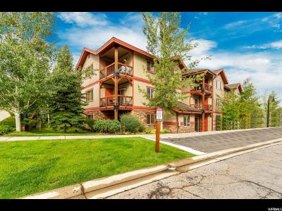 Park City Condo For Sale: 5501 N Lillehammer Ln #4102