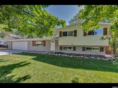 Layton Single Family Home For Sale: 388 E 2625 N