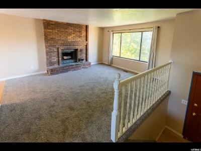 Roy Single Family Home For Sale: 2855 W 5875 S