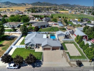 West Jordan Single Family Home For Sale: 7098 S Orion Hill Rd