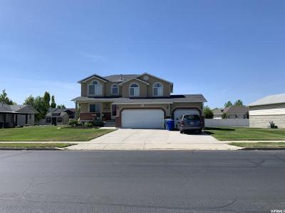 West Jordan Single Family Home For Sale: 4973 W Bridle Creek Dr