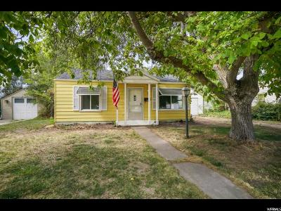 Layton Single Family Home For Sale: 270 Melody Ave