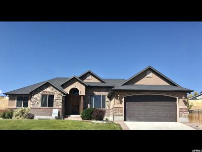 Spanish Fork Single Family Home For Sale: 1706 S Stony View Dr E
