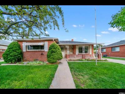 Provo Single Family Home For Sale: 1550 N 1350 W