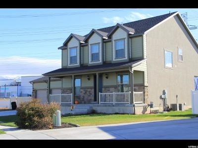 Syracuse Single Family Home For Sale: 591 S 1350 W