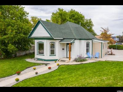 Midvale Single Family Home For Sale: 428 W Center St.