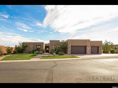 St. George Single Family Home For Sale: 2059 W Long Sky Dr