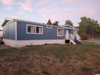 Sandy Single Family Home For Sale: 4 E Tiny Wood Dr S