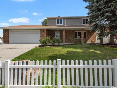 Sandy Single Family Home For Sale: 2243 E 10300 S