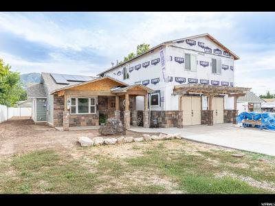 Layton Single Family Home For Sale: 794 N Valeria Dr E
