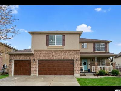 Cedar Hills Single Family Home For Sale: 4067 Valderrama