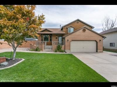 Layton Single Family Home For Sale: 2690 N 1700 E