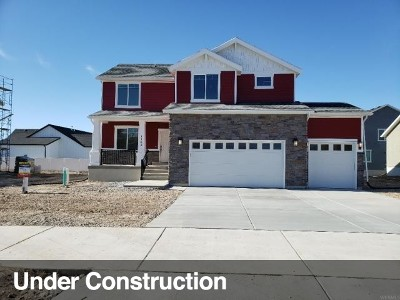 Syracuse Single Family Home For Sale: 1162 S 4000 W #LOT 2
