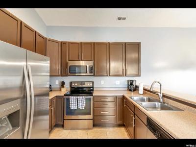 West Jordan Condo For Sale: 6295 W Traveler Ln