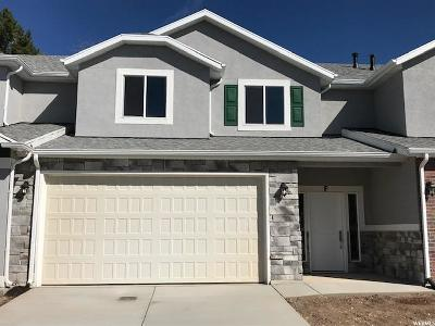 Clearfield Townhouse For Sale: 1021 E 1225 S #F
