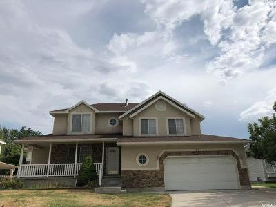 Midvale Single Family Home For Sale: 7620 S Sandy Park Cir E