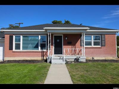 Midvale Single Family Home For Sale: 7433 S Pine St W