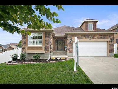 West Jordan Single Family Home For Sale: 7067 W 8130 S
