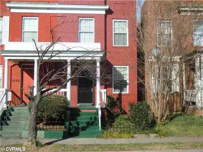Single Family Home Sold: 1820 Idlewood Ave