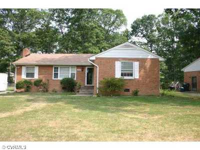 Single Family Home Sold: 3932 Berrybrook Drive