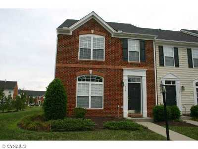 Condo/Townhouse Sold: 1448 Olde Sage Court #.