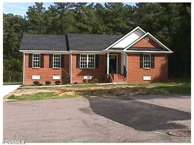 Petersburg VA Single Family Home Sold: $159,000