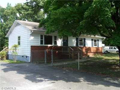 Single Family Home Sold: 9705 Shiloh Drive