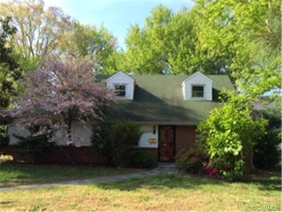 Single Family Home Sold: 5507 Indigo Road