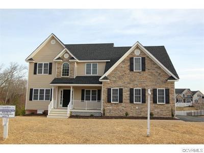 Otterdale Pointe Single Family Home Sold: 4807 Kyloe Lane