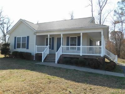 Henrico VA Single Family Home Sold: $120,000