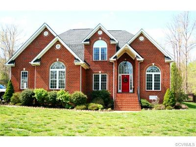 Chesterfield VA Single Family Home Sold: $344,950