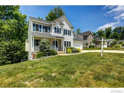 Walnut Grove Single Family Home Sold: 11720 Walnut Wood Drive
