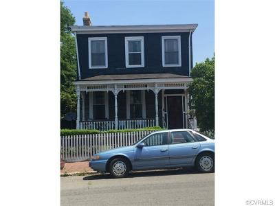 Single Family Home Sold: 2220 East Marshall Street