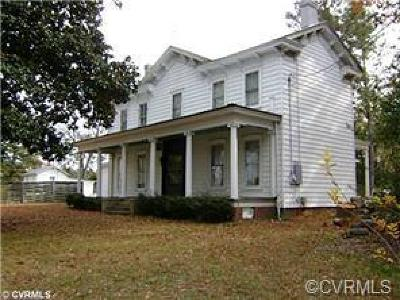 Sussex County Single Family Home For Sale: 217 Main Street