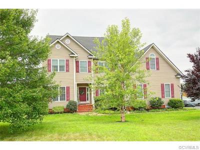 Otterdale Pointe Single Family Home Sold: 4813 Kyloe Lane