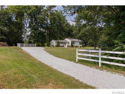 Montpelier VA Single Family Home For Sale: $185,000