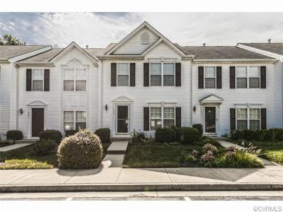 Condo/Townhouse Sold: 8629 Millstream Drive #.