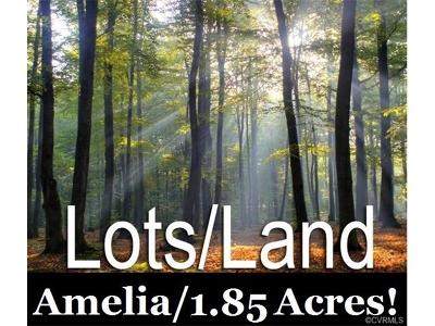 Amelia Residential Lots & Land For Sale: 1.85 Acres Archers Creek Lane