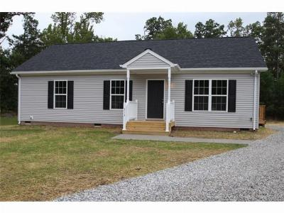 Henrico VA Single Family Home Sale Pending: $144,950