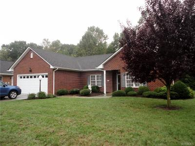 Hopewell VA Single Family Home Sold: $190,000