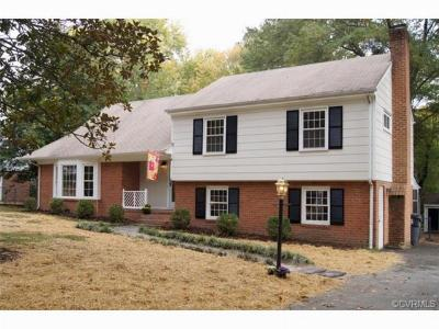 Henrico VA Single Family Home For Sale: $254,990