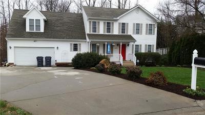 Walnut Grove Single Family Home Sold: 11901 Hazelnut Branch Terrace